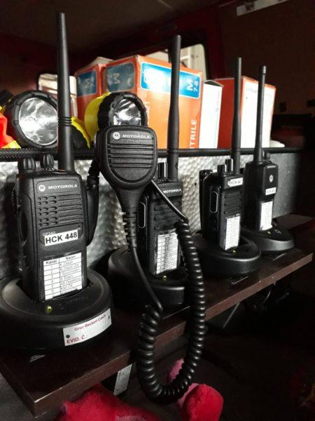 Vysílačky Motorola
