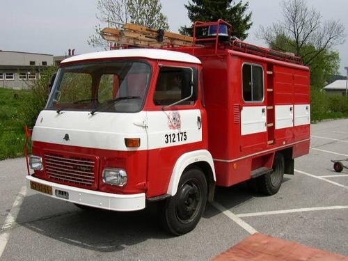 Dopravní automobil DA12 A30K